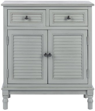 Safavieh Couture Tate 2Drw 2 Door Sideboard
