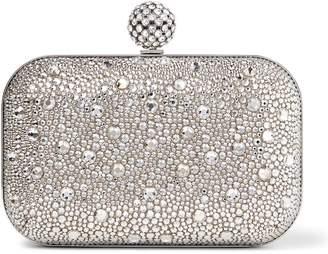 Jimmy Choo Cloud Crystal Embellished Clutch Bag
