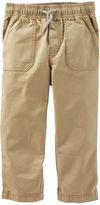 Osh Kosh Pull-On Twill Pants