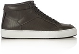 Etq Amsterdam High 1 leather trainers