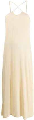 Maryam Nassir Zadeh Blaze slip dress