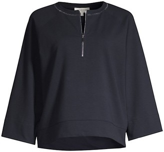 Lafayette 148 New York Powers Sweatshirt