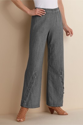 Talls Antilles Gauze Pants