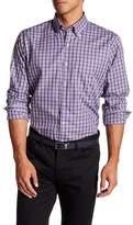 Peter Millar Lucia Regular Fit Plaid Sport Shirt