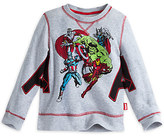 Disney Avengers Sweatshirt for Boys
