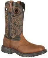 "Rocky Men's 12"" Original Ride Western Saddle Boot RKW0144"