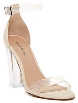 Call it SPRING Capraia Clear Heel Sandal