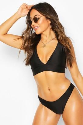 boohoo Petite Mix & Match V Front Bikini Brief