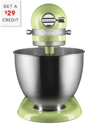 KitchenAid Artisan Mini 3.5Qt Tilt - Head Stand Mixer - Ksm3311xhw With $29 Credit