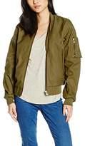 Whyred Women's Jannike Varsity Long Sleeve Track Jacket