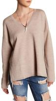 BCBGMAXAZRIA Kenna Wool Blend Sweater