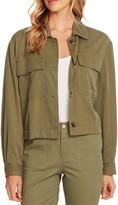 Vince Camuto Patch Pocket Jacket