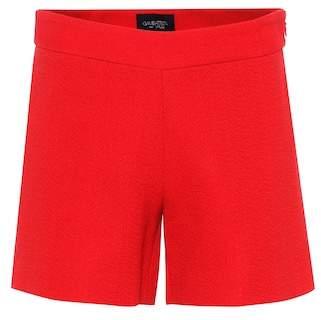 Giambattista Valli Crêpe shorts