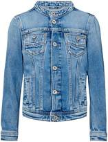 Pepe Jeans Girls Berry Signed Outerwear