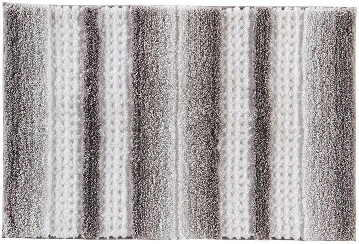 6b9e650db625 Striped Bath Rug - ShopStyle