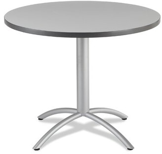 Symple Stuff Wadlington Dining Table Top Finish: Gray