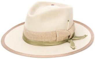 Nick Fouquet Fraser fedora hat