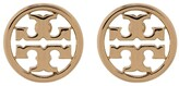 Thumbnail for your product : Tory Burch Miller round stud earrings