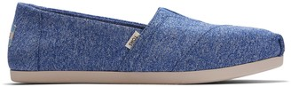 Toms Blue Repreve Recycled Women's Classics