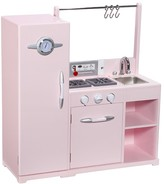 Pottery Barn Kids All-in-1 Retro Kitchen, Petal Pink