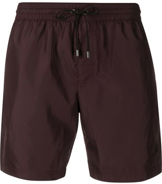 Dolce & Gabbana Drawstring Waist Swim Shorts