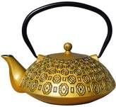 Old Dutch Ritchi Stainless Steel & Porcelain Teapot