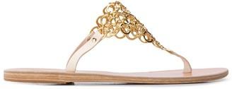 Ancient Greek Sandals Fokida sandals