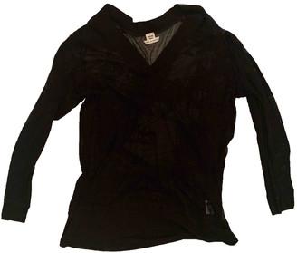 Hermã ̈S HermAs Black Cotton Tops