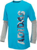 adidas Graphic-Print Shirt, Toddler Boys (2T-5T)