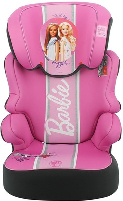 Barbie Befix SP LXGroup 2-3 High Back Car Booster Seat