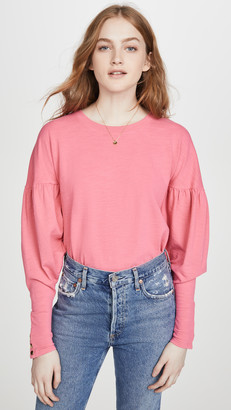 Nation Ltd. Giada Blouson Sleeve Tee