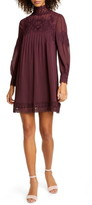 Ted Baker Anneah High Neck Lace Tunic Dress