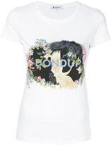Dondup printed T-shirt