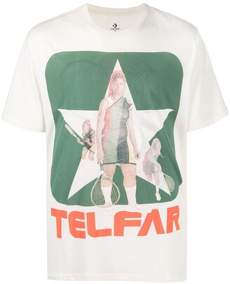 Telfar x Converse Tennis short sleeved T-shirt