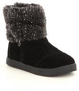 Toms Girls' Faux Fur Nepal Boots