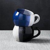 Crate & Barrel Horizon Mugs
