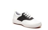 Keds School Days II Girls Youth Saddle Sneaker