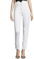 Isabel Marant Earley Split High Rise Jean