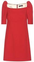 Dolce & Gabbana Virgin Wool Dress