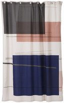 ferm LIVING Colour Block Shower Curtain