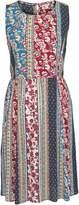 Fat Face Karen Sari Floral Dress