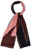 Marni Multicolor Printed Scarf
