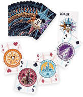 Disney Mickey Mouse Compass Playing Cards - Disneyland