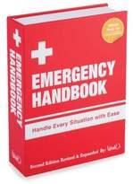 Bed Bath & Beyond Emergency Handbook Book Flask