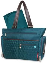 Fisher-Price Quilted Tote Diaper Bag