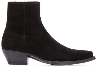Saint Laurent Lukas 40 Ankle Boots