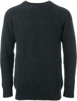 E. Tautz RRS crew neck jumper - men - Lambs Wool - XL