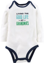 Carter's Living The Good Life Collectible Bodysuit