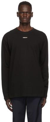 Ambush Black XL Logo Long Sleeve T-Shirt