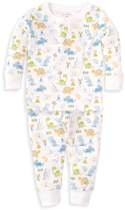 Kissy Kissy Baby's & Little Boy's Dino Dash 2-Piece Dinosaur Pajama Set
